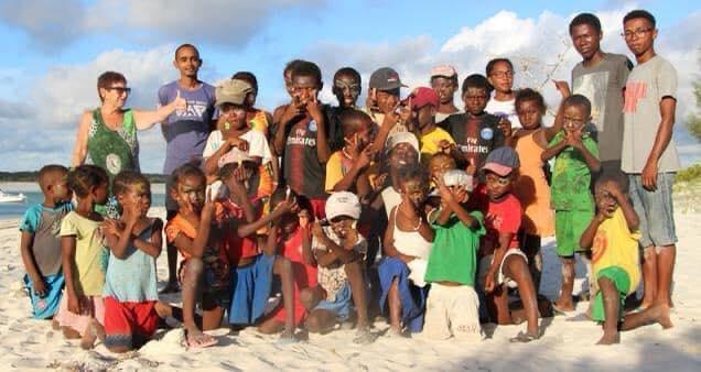 Fin de la Classe verte des Enfants de Salary Bay